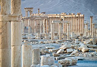 Cultural Tourism In Syria